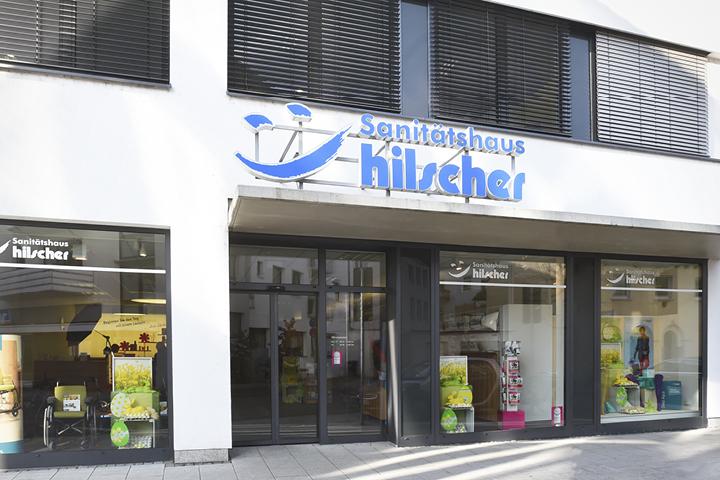 Filiale Neu-Ulm - Standorte Sanitätshaus Hilscher