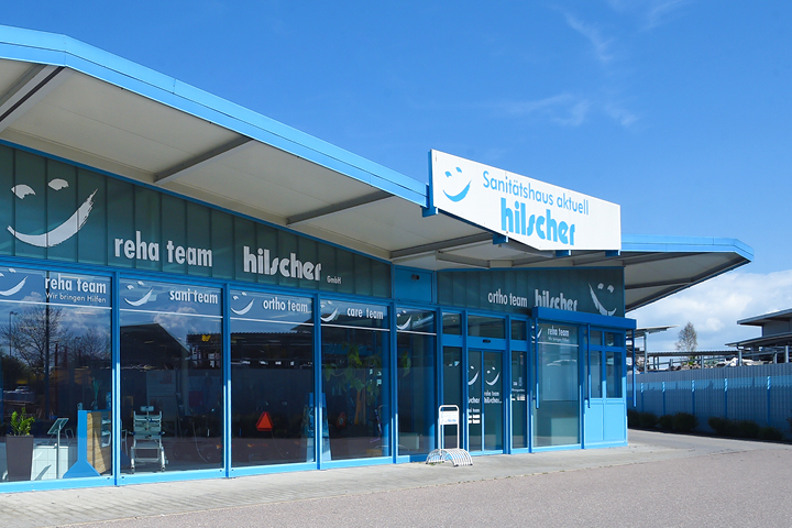 Teaserbild - Hauptfiliale in Dillingen - Sanitätshaus Hilscher